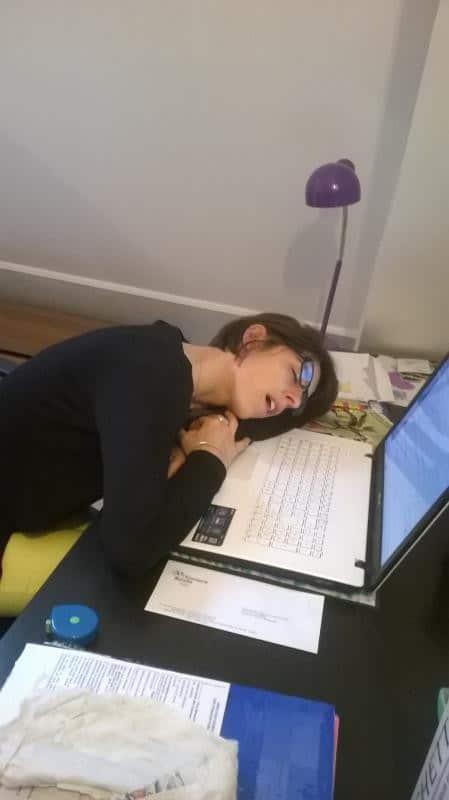 petit exercice pour bien dormir