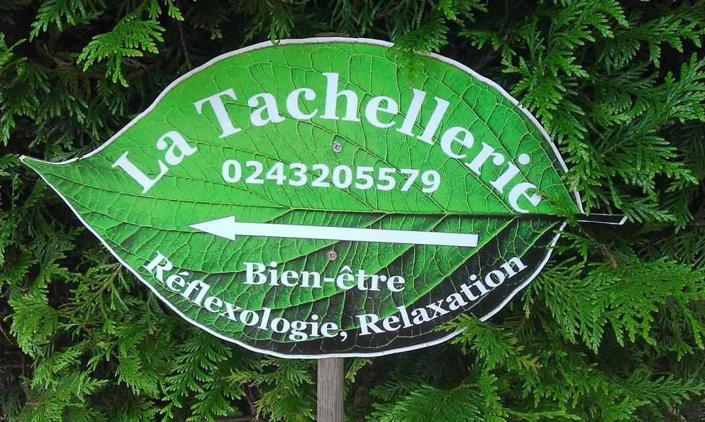 Domaine d eLa Tachellerie