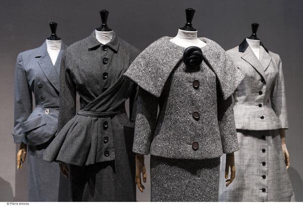 expo les années 50 musée Galliera