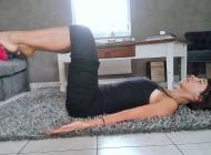 Ma première séance de Pilates