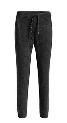 Ce pantalon, je l'adore, tout molletonné, près du corps mais pas trop et resserré dans le bas des jambes.....perso je suis sûre que je le porte en dehors de mes séances !
