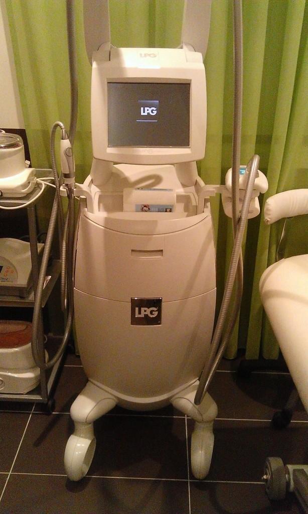 Machine pour lipomodelage LPG