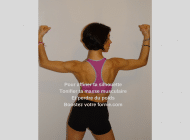 Un corps fit pour l'été avec mon challenge fitness
