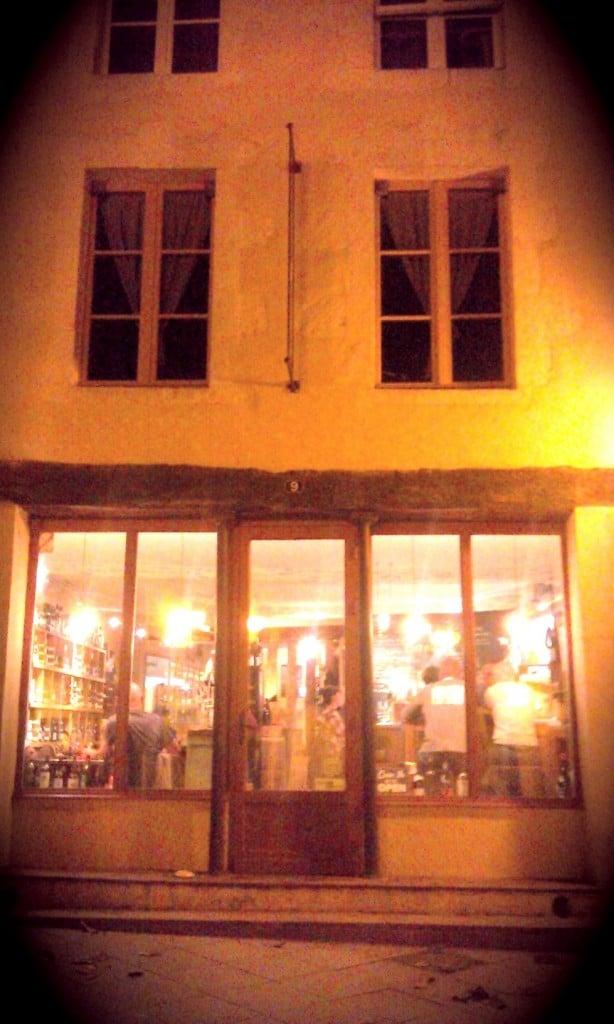 Restaurant La Verticale Bellême