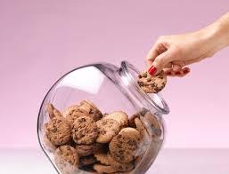 Bocal de cookies