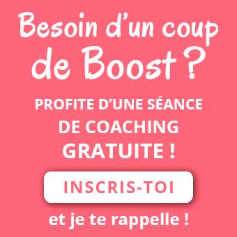 BVF - Boostez votre forme - Inscription Coaching Gratuit