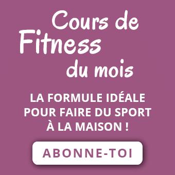 BVF-Cours de fitness à la maison