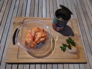 Brochette-crevette-litchi